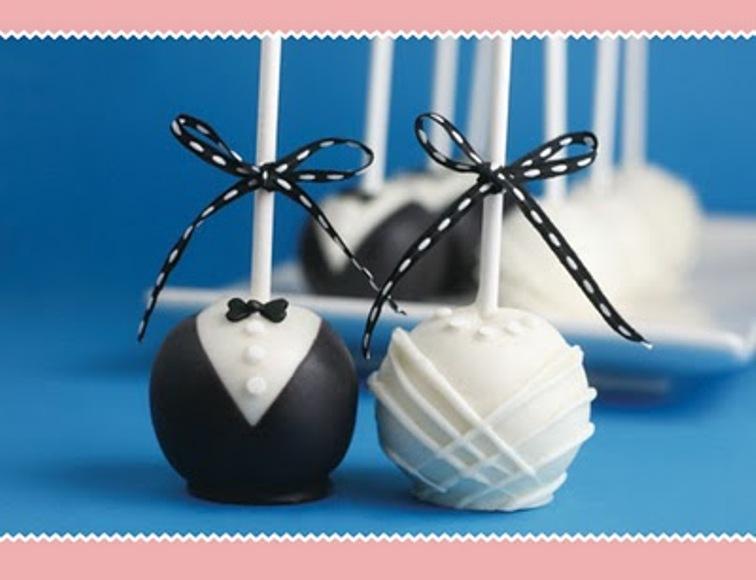 Images Wedding Cake Pops : Wedding Cake Pops the asian fashion journal