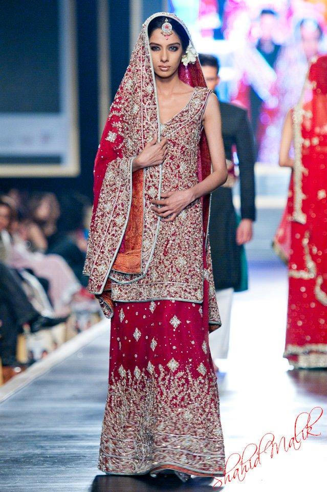 Pakistan Bridal Couture Fashion Week