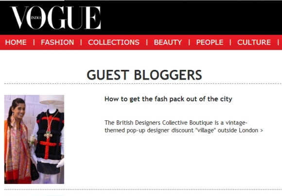 vogue india bdc screen shot
