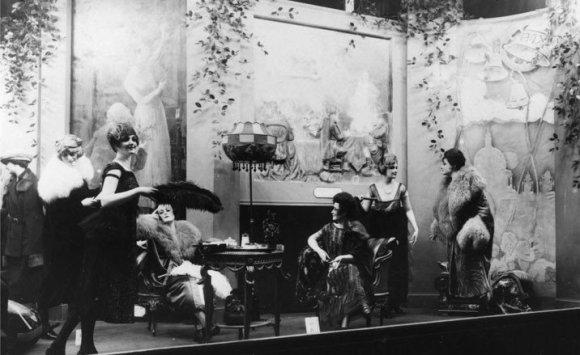 1 selfridges 1920