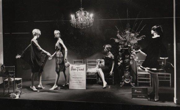 4 selfridges 1960