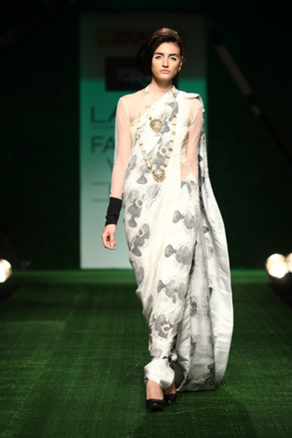masaba lakme fashion week ss13