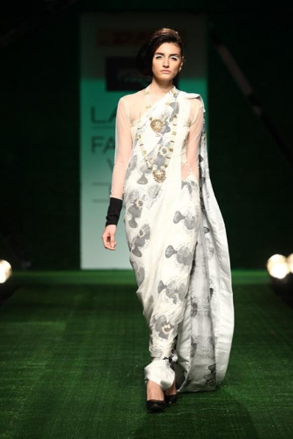 masaba lakme fashion week ss13