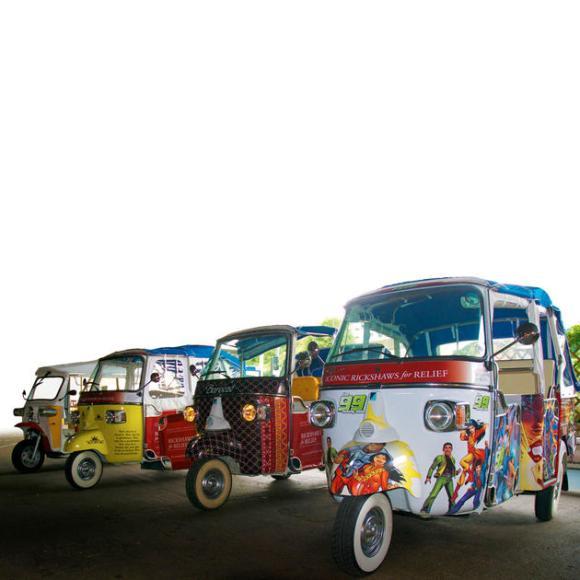 alchemy 5 Rickshaws