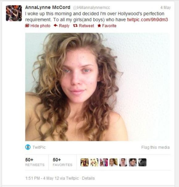 AnnaLynne-McCord-Make-Up-Free-tweet