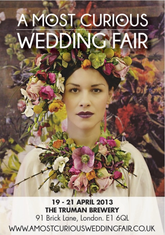 most-curious-wedding-fair -london 1