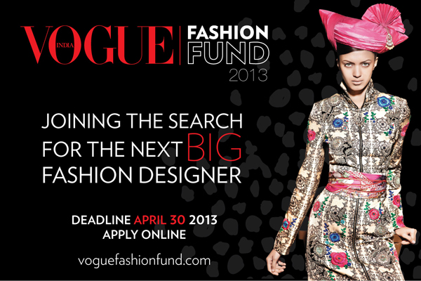 Vogue Fashion Fund 2013 How To Apply The Asian Fashion Journal