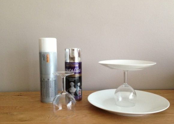 D.I.Y Cake Stand 3