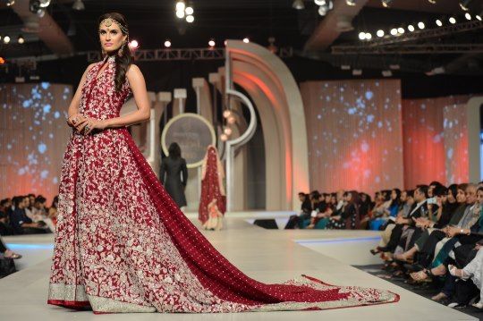 Zainab Chottani Bridal Couture Week 2013 Onitaa