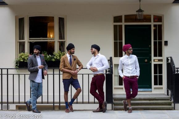 2 Singh street style