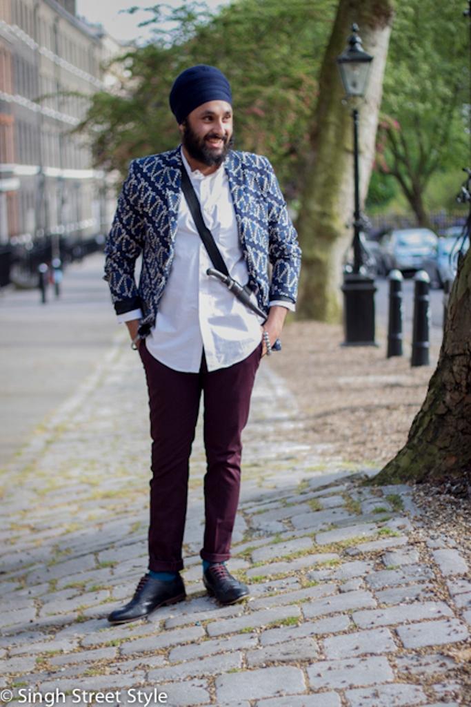 Singh Street Style The Asian Fashion Journal