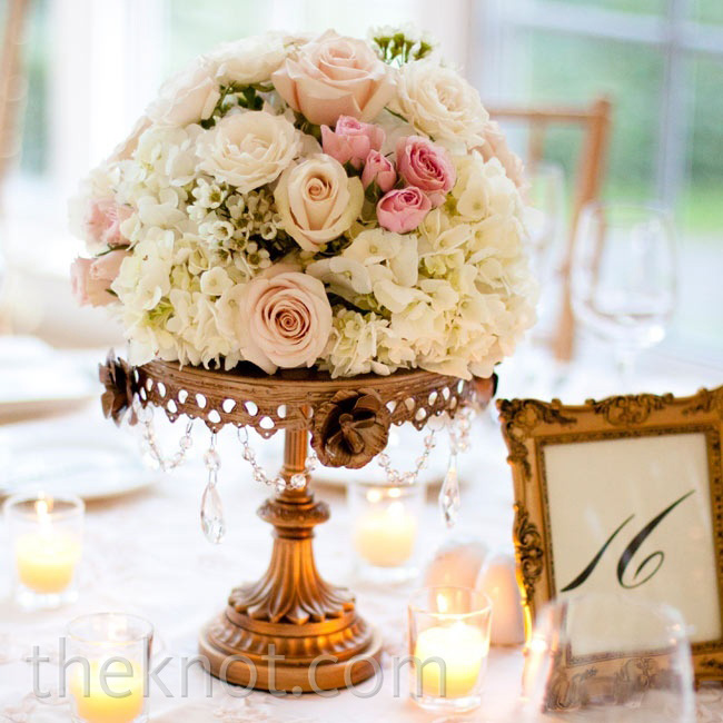 Wedding Weds: Blush & Gold
