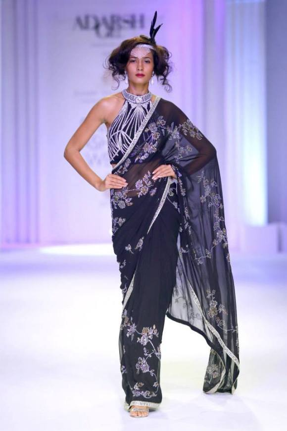 Adarsh Gill, India Bridal Fashion Week. IBFW, 2013, Bride, groom, Lengha, anarkali, sari, wedding, reception