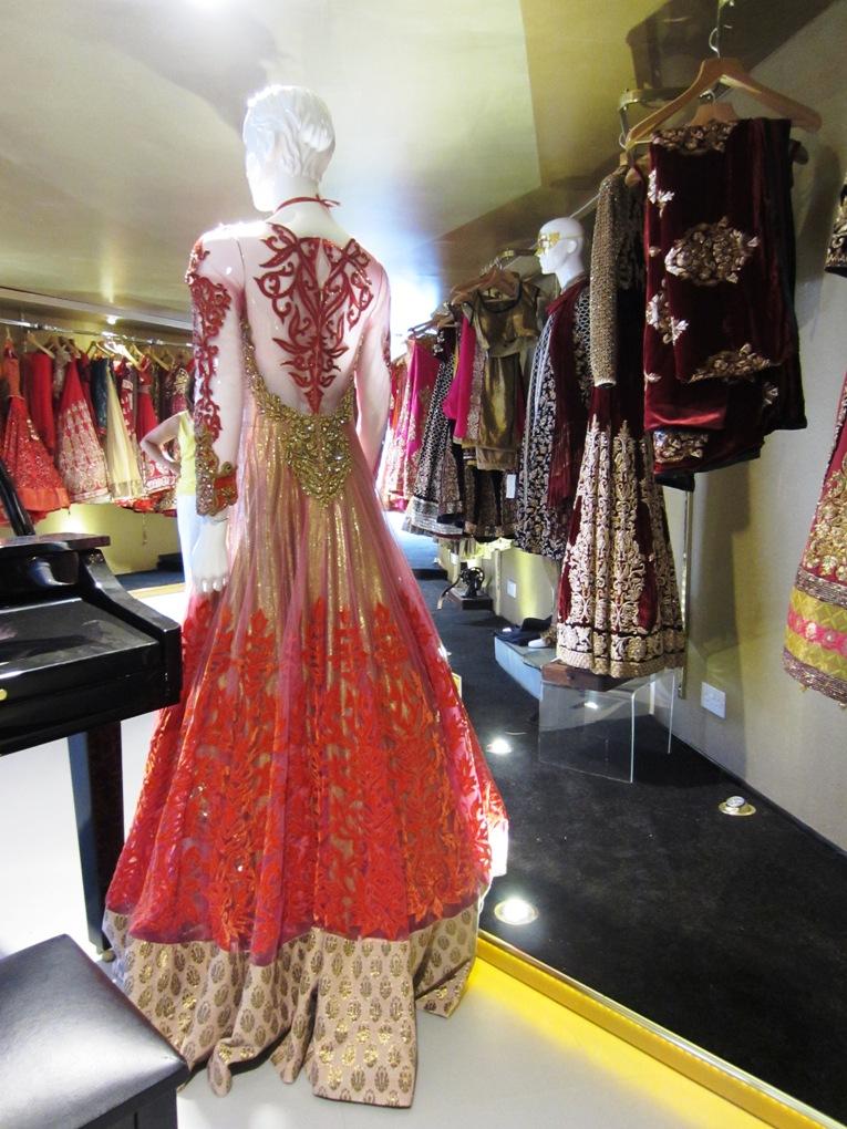 Wedding Weds Bibi London S New Bridal Lounge The Asian Fashion Journal