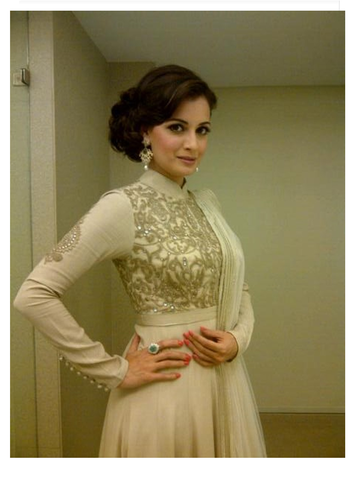 DIA Mirza Wedding Dress