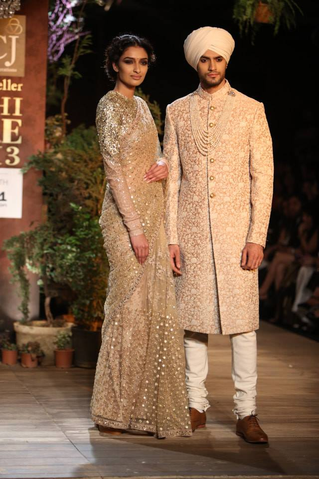 PCJ Delhi Couture Week 2013: Sabyasachi | the asian ... Sabyasachi Bridal Collection 2013