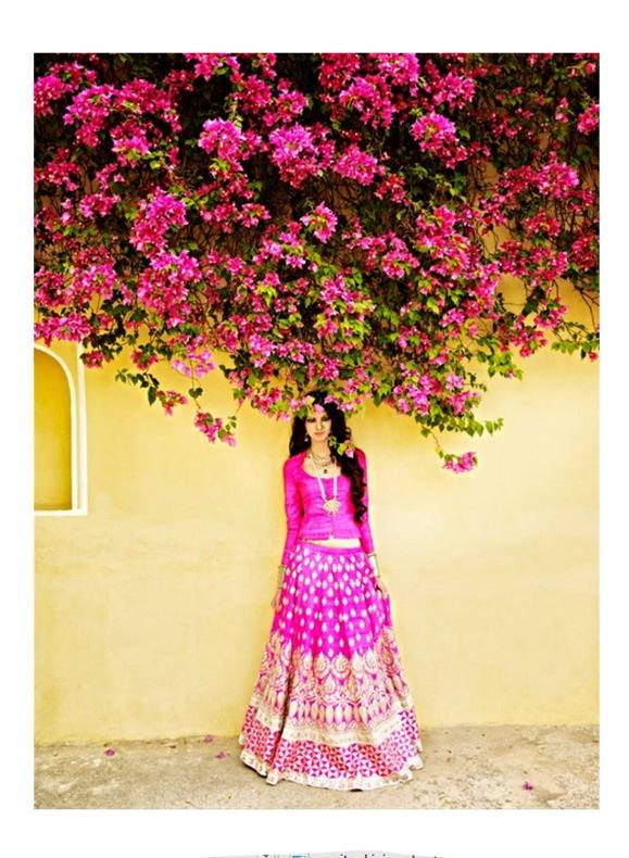 Anita Dongre, Lakme Fashion Week, Lehnga, sari, bride, bridal, wedding, reception