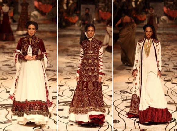 Rohit Bal, India Bridal Fashion Week, IBFW, bridal, wedding, reception, sari, lengha, saree, mughal, royal, JJ Valaya, Shantanu & Nikhil, Falguni & Shane Peacock,  men, groom