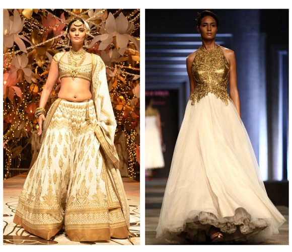 Sexy Back, trend, Fashion, Top 5 trends, PCJ Delhi Couture Fashion Week, India Bridal Fashion Week, Deepika Padukone, Sonam Kapoor, Rohit Bal Shantanu & Nikhil