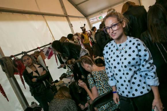 Sophia Webster, London Fashion Week, Supa Dupa Fly, S/s 14, LFW, Spring Summer, Accessories, Shoes, Pumps, Make-Up, Revlon