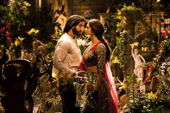 Anju Modi, Deepika Padukone, Ranveer Singh, Ram Leela, Bollywood, Nagada Sang Dhol,