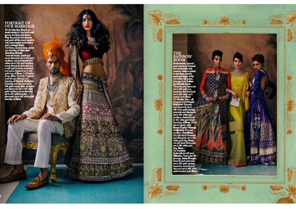 Jodhpur's Umaid Bhavan, Vogue India, Bride, Bridal, Wedding, Fashion, India, November, 2013, bride,