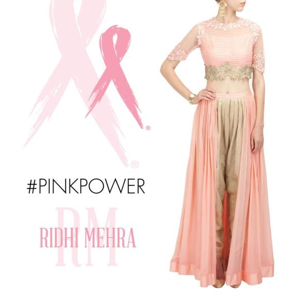 Ridhi Mehra Pink