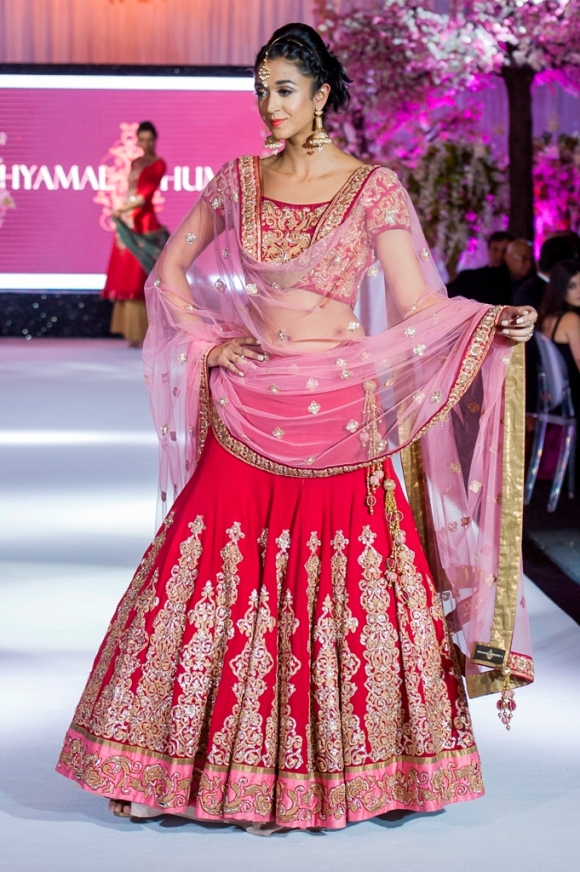 Shyamal and bhumika think pink 1