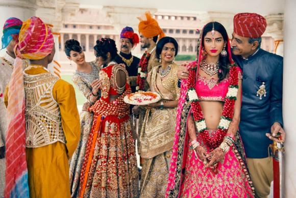 Vogue india bridal