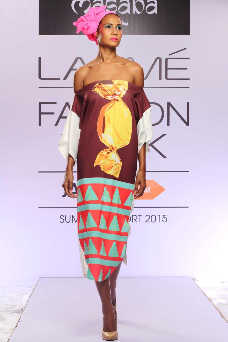 Masaba for Instagram at Lakme Fashion Week Summer Resort 2015 (1)